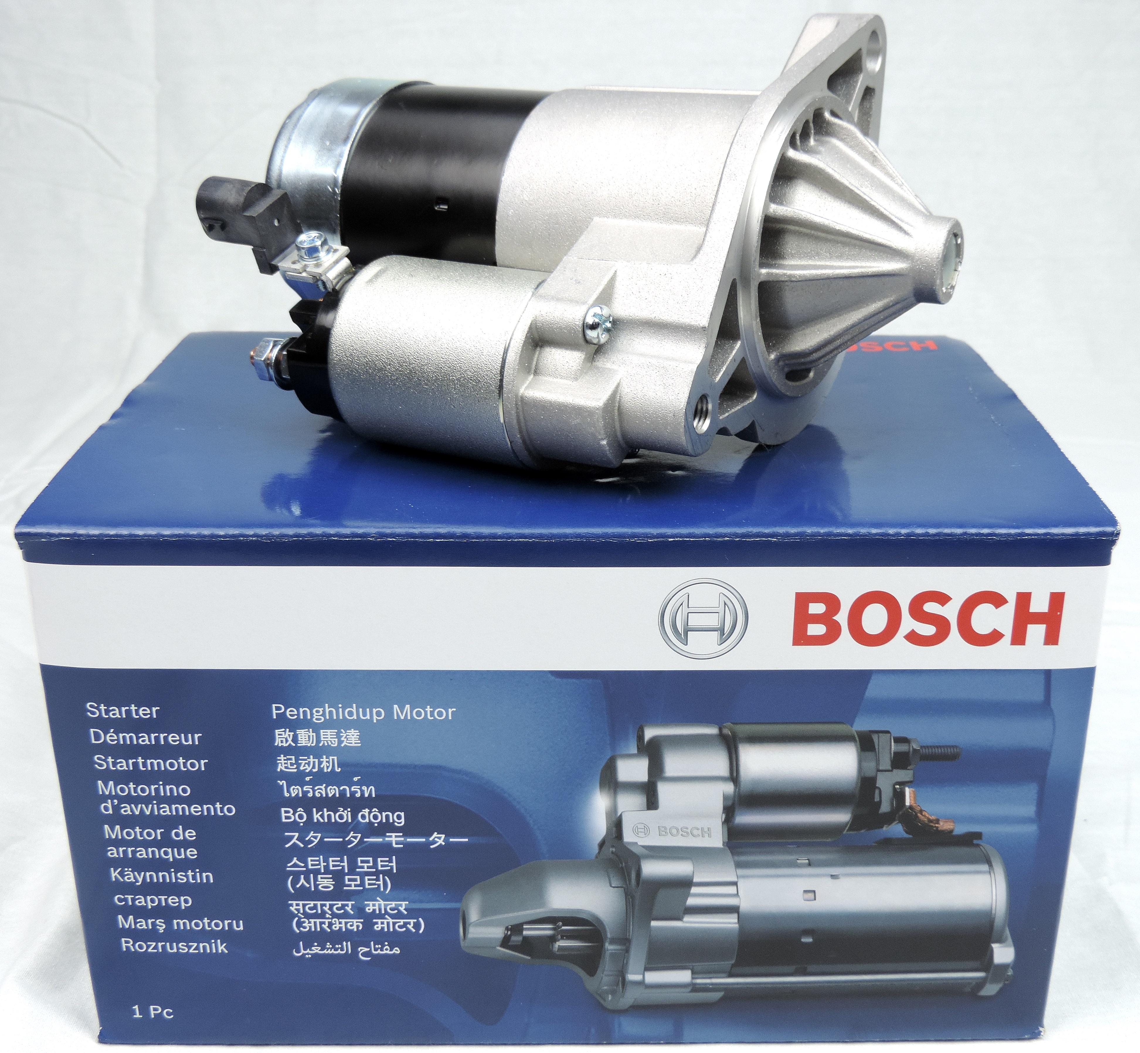 Geniune Bosch Starter Motor Holden Commodore Ve V6 Sv6 3
