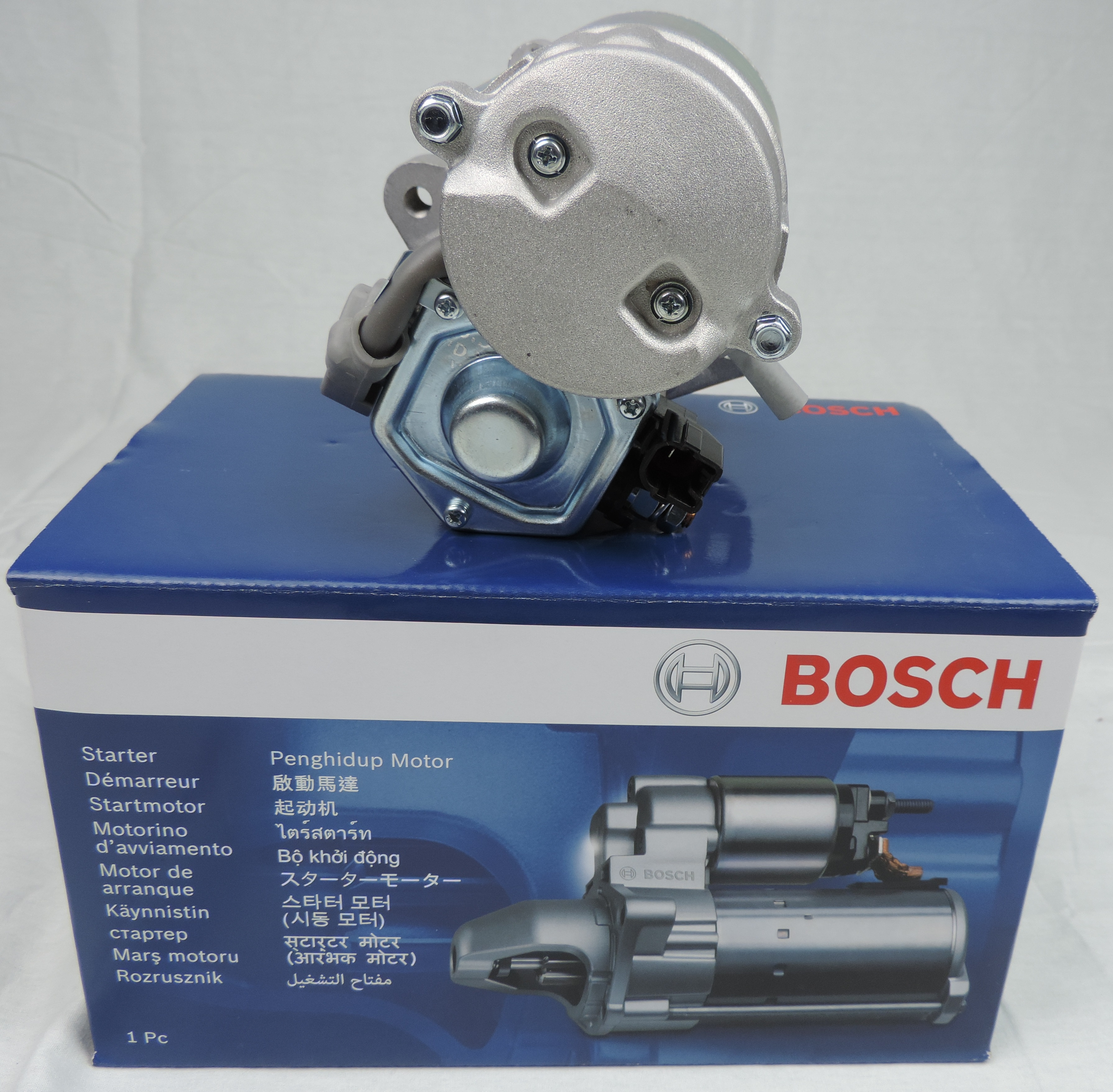 Geniune bosch starter motor for holden commodore inc hsv 5 for Nhd inc motor starter